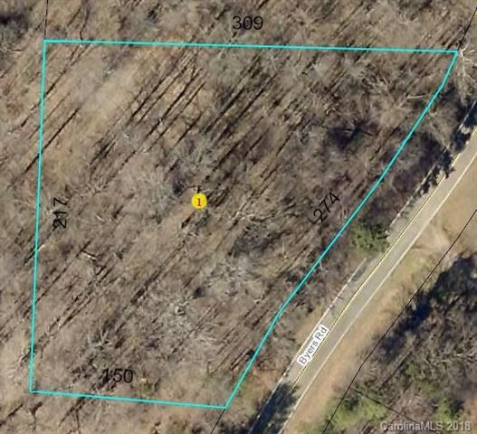 0 Byers Road, Troutman, NC 28166 (#3417812) :: Odell Realty Group