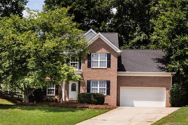 12229 Keithwood Place #14, Charlotte, NC 28269 (#3417848) :: Rinehart Realty