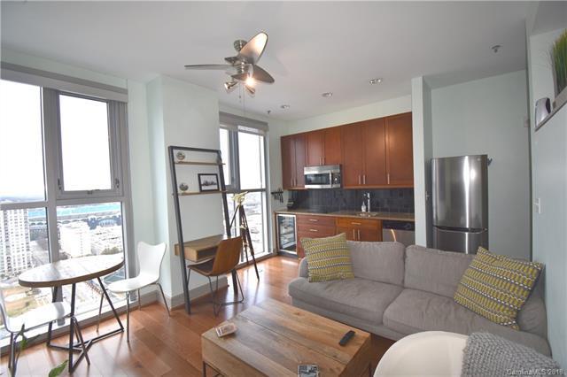 333 Trade Street #2108, Charlotte, NC 28202 (#3417891) :: High Performance Real Estate Advisors