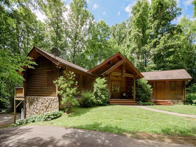 70 Ladyslipper Lane, Waynesville, NC 28786 (#3417970) :: Stephen Cooley Real Estate Group