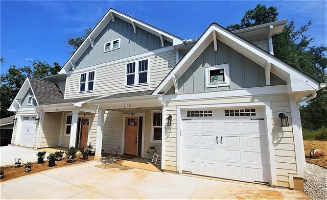 518 State Street A, Charlotte, NC 28208 (#3417973) :: The Ramsey Group