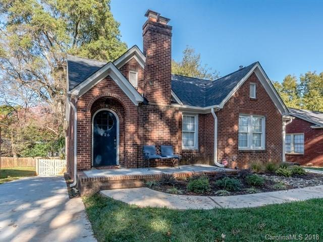 624 Walnut Avenue, Charlotte, NC 28208 (#3418029) :: Exit Realty Vistas