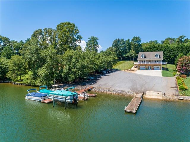 1213 Lake Vista Lane, Taylorsville, NC 28681 (#3418111) :: Zanthia Hastings Team