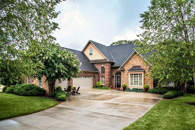 1045 Catawba Greens Drive, Newton, NC 28658 (#3418133) :: LePage Johnson Realty Group, LLC