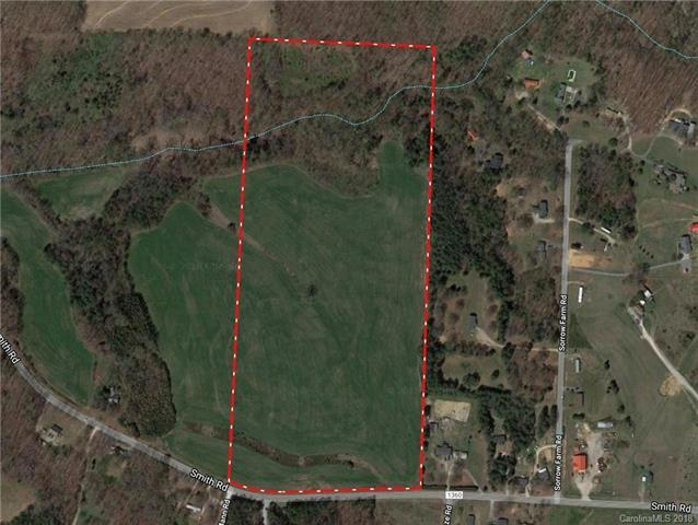 39.5 Acre Smith Road, Kannapolis, NC 28081 (#3418303) :: Mossy Oak Properties Land and Luxury