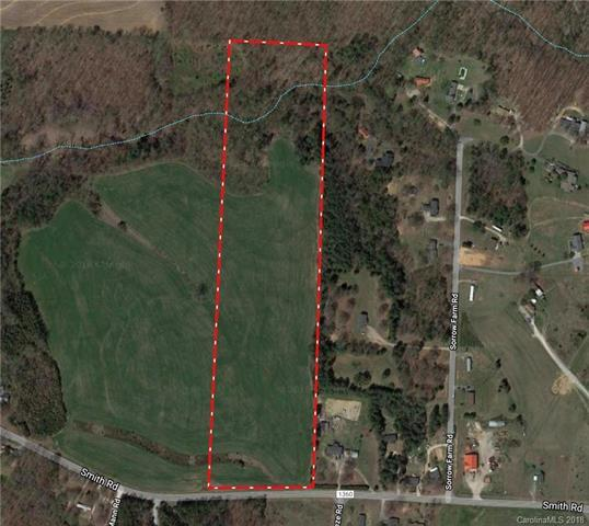 21 Acre Smith Road, Kannapolis, NC 28081 (#3418308) :: Mossy Oak Properties Land and Luxury