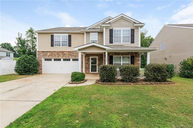 900 Bent Branch Street, Gastonia, NC 28054 (#3418342) :: Exit Mountain Realty