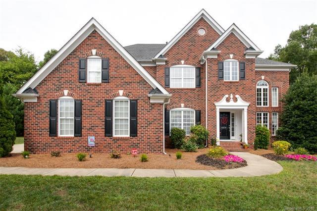 4274 French Fields Lane, Harrisburg, NC 28075 (#3418401) :: Odell Realty