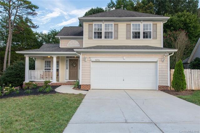 12714 Green Ashe Drive, Huntersville, NC 28078 (#3418494) :: Exit Realty Vistas