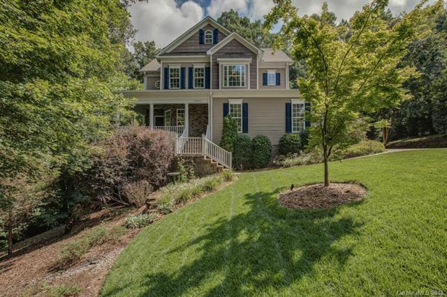 4901 Wynford Court #85, Harrisburg, NC 28075 (#3418543) :: Exit Mountain Realty
