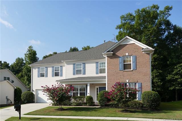 8006 Fine Robe Drive, Indian Trail, NC 28079 (#3418629) :: Robert Greene Real Estate, Inc.