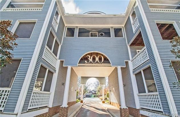 300 E Park Avenue #13, Charlotte, NC 28203 (#3418745) :: High Performance Real Estate Advisors