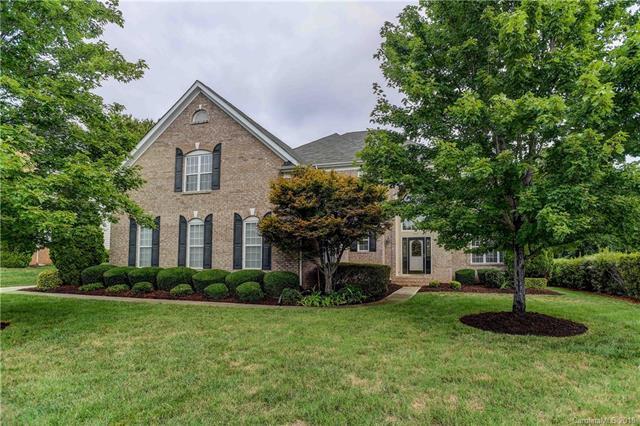 6027 Stephens Grove Lane, Huntersville, NC 28078 (#3418774) :: Stephen Cooley Real Estate Group