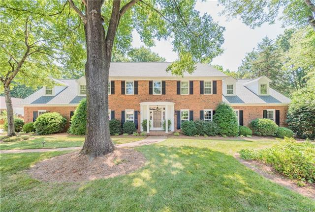 7515 Baltusrol Lane, Charlotte, NC 28210 (#3418790) :: Exit Mountain Realty