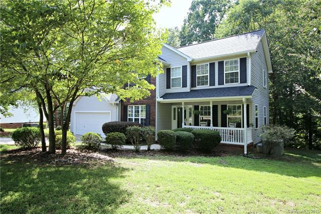 119 Hickory Wood Drive, Kannapolis, NC 28083 (#3418850) :: Zanthia Hastings Team