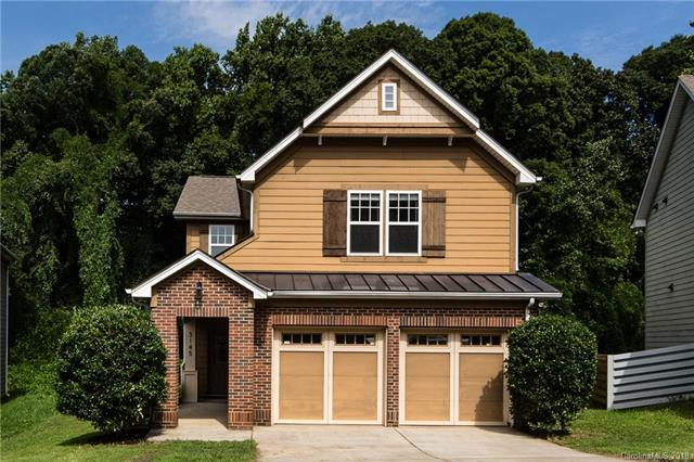 3145 Maywood Drive, Charlotte, NC 28205 (#3418913) :: Stephen Cooley Real Estate Group