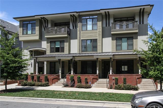317 E Tremont Avenue #104, Charlotte, NC 28203 (#3418926) :: Caulder Realty and Land Co.