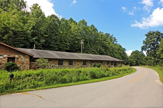 350 Clinic Road, Balsam Grove, NC 28708 (#3418946) :: Roby Realty