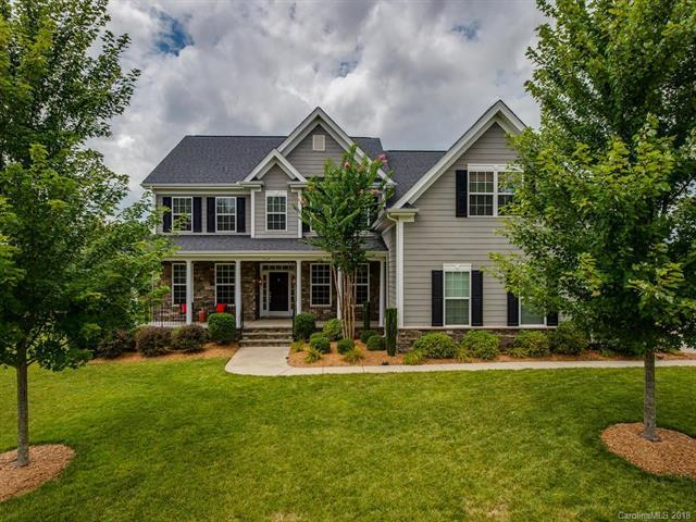 3024 Twin Lakes Drive, Weddington, NC 28104 (#3419137) :: The Ann Rudd Group