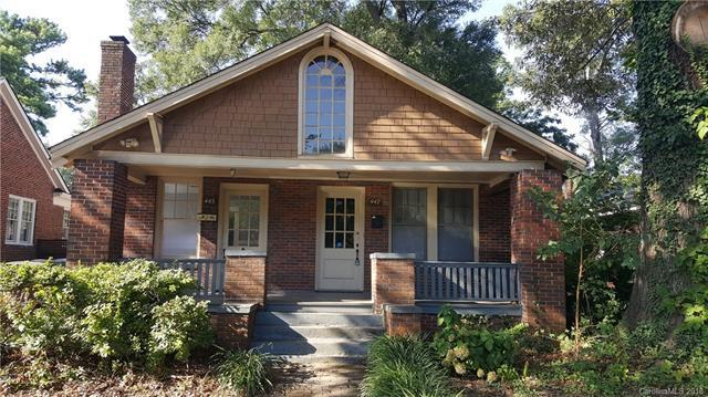 445 West Boulevard, Charlotte, NC 28203 (#3419164) :: Exit Mountain Realty