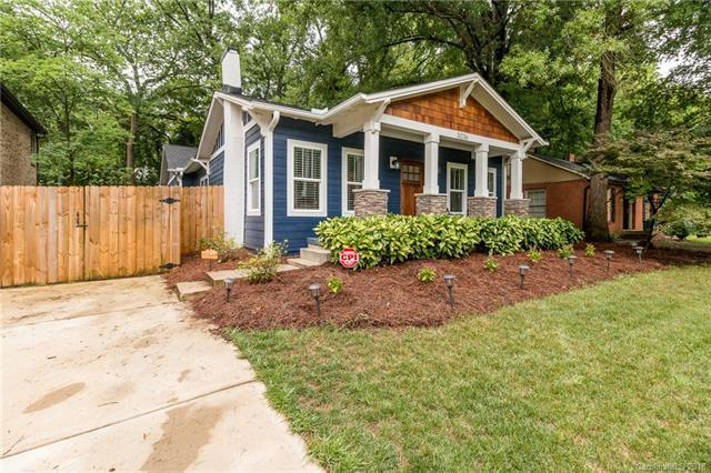3036 Florida Avenue, Charlotte, NC 28205 (#3419236) :: Stephen Cooley Real Estate Group