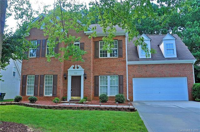 111 Rolling Stone Court, Mooresville, NC 28117 (#3419245) :: The Ramsey Group