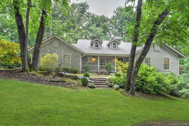 105 Little Cherokee Ridge, Hendersonville, NC 28739 (#3419248) :: Caulder Realty and Land Co.