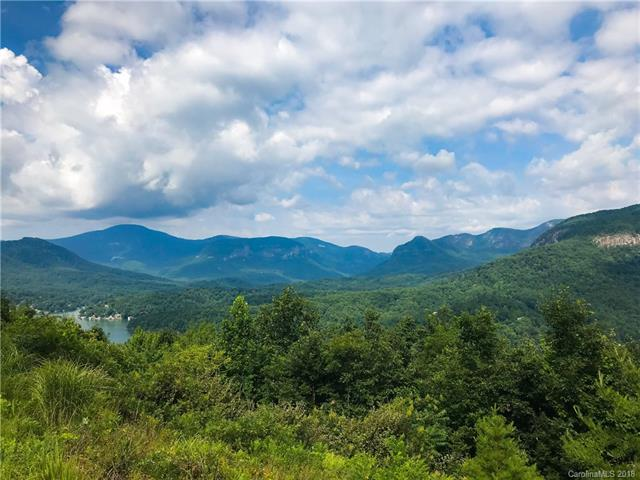 Lot 216 Overlook Point Lane #216, Lake Lure, NC 28746 (#3419260) :: Besecker Homes Team