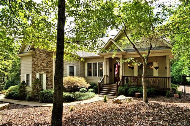 112 Wren Court #238, Lake Lure, NC 28746 (#3419285) :: Caulder Realty and Land Co.