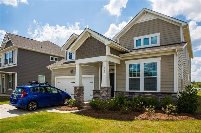 1027 Union Grove Lane, Indian Trail, NC 28079 (#3419292) :: Stephen Cooley Real Estate Group