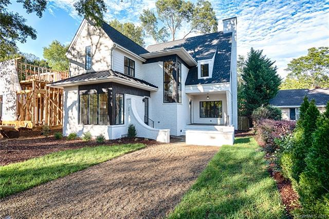 2413 Laburnum Avenue, Charlotte, NC 28205 (#3419355) :: High Performance Real Estate Advisors