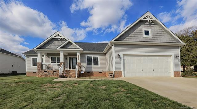 125 Fallen Acorn Drive, Troutman, NC 28166 (#3419396) :: Odell Realty Group