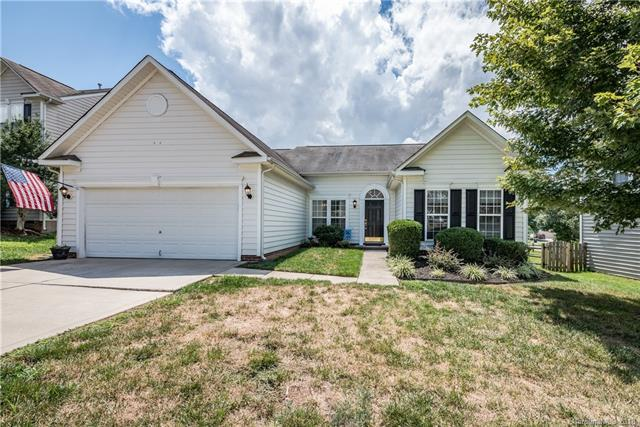 1004 Hamstead Court, Indian Trail, NC 28079 (#3419495) :: Zanthia Hastings Team