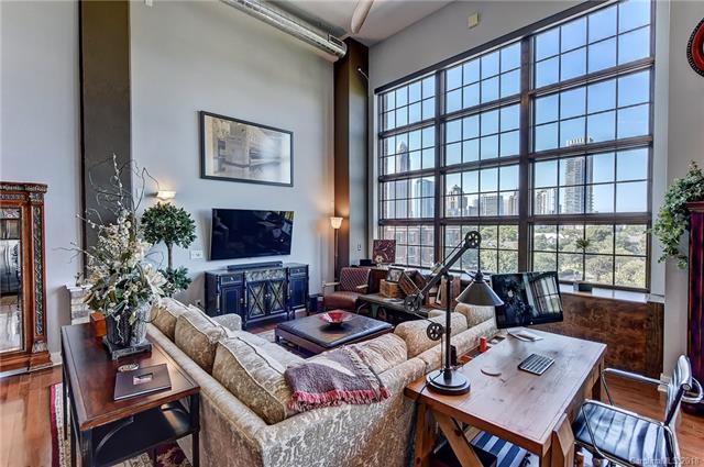 715 Graham Street #408, Charlotte, NC 28202 (#3419603) :: The Ramsey Group