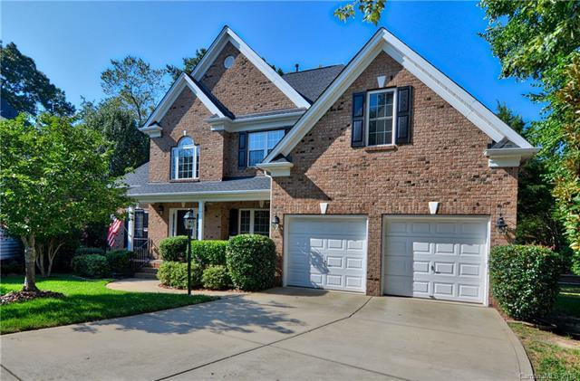 19002 Hampton Woods Court, Cornelius, NC 28031 (#3419655) :: Odell Realty Group