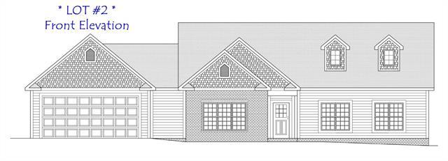 237 Brentwood Drive Lot #2, Maiden, NC 28650 (#3419713) :: Team Southline