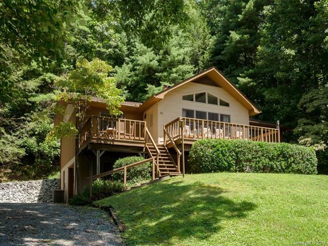 98 Hidden Cove Lane #5, Hendersonville, NC 28739 (#3419728) :: High Performance Real Estate Advisors