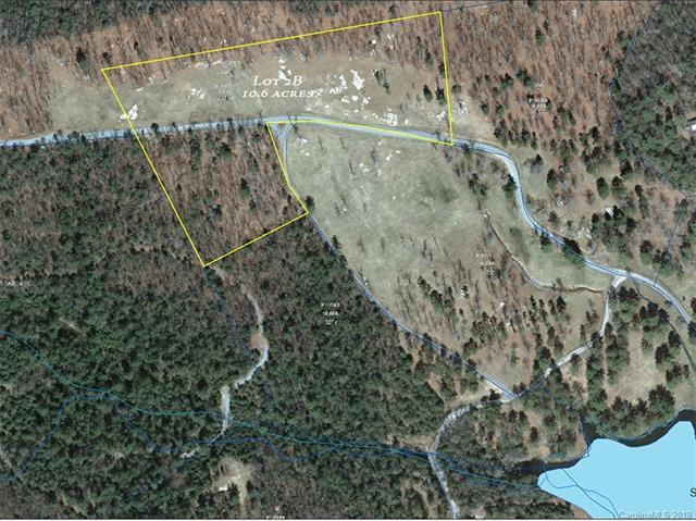 L2B Stones Lake Road Lot 2B, Cedar Mountain, NC 28718 (#3419736) :: Exit Mountain Realty