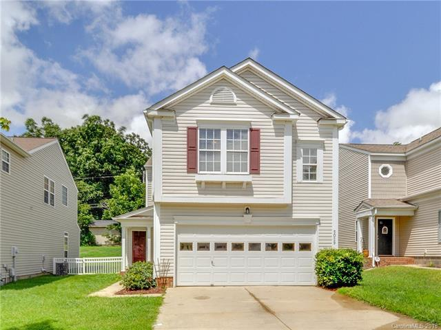 5029 Silabert Avenue, Charlotte, NC 28205 (#3419741) :: High Performance Real Estate Advisors
