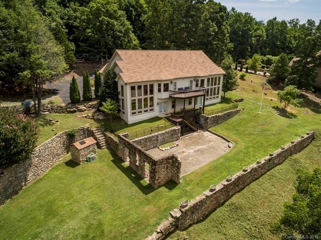 180 Chapel Point Road, Lake Lure, NC 28746 (#3419832) :: High Performance Real Estate Advisors