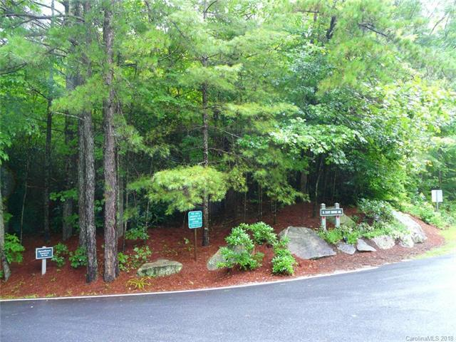 Lot 89 S East Shore Drive #89, Lake Toxaway, NC 28747 (#3419835) :: Exit Mountain Realty