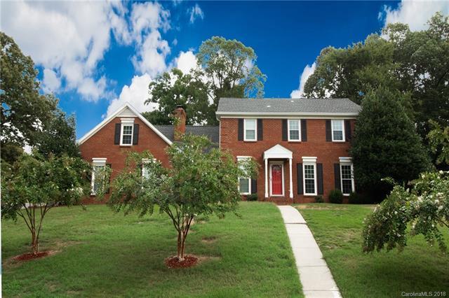 201 Wainsley Place, Matthews, NC 28105 (#3419865) :: LePage Johnson Realty Group, LLC
