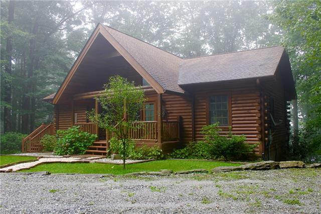 801 Eastatoe Gap Road, Rosman, NC 28772 (#3420025) :: Rinehart Realty