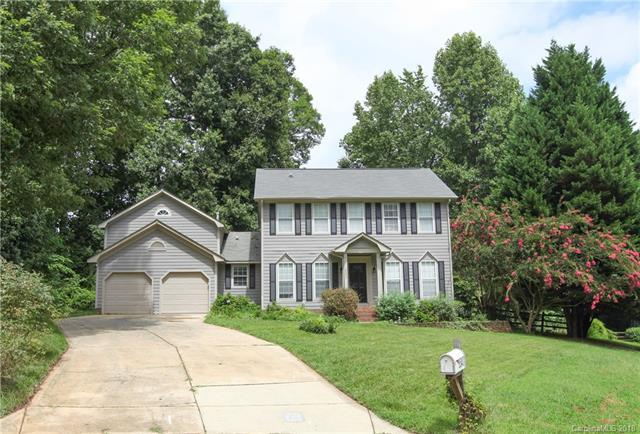 8540 Woodford Bridge Drive, Charlotte, NC 28216 (#3420055) :: Exit Mountain Realty
