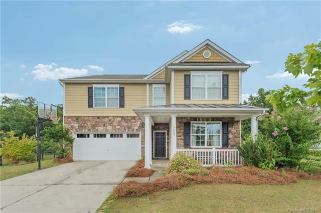 7009 Blue Stream Lane, Indian Trail, NC 28079 (#3420070) :: Odell Realty