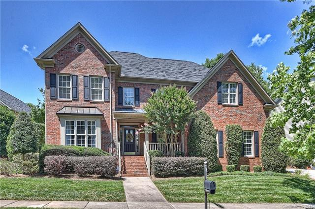 8019 Bytham Castle Drive, Huntersville, NC 28078 (#3420097) :: Scarlett Real Estate