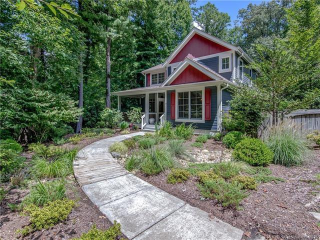 24 Stepping Stone Lane, Flat Rock, NC 28731 (#3420109) :: Puffer Properties