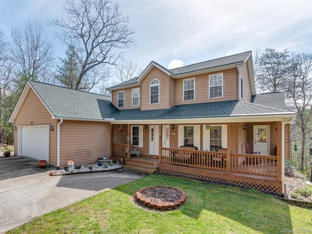 25 W Turkey Paw Trail, Hendersonville, NC 28739 (#3420241) :: Puffer Properties