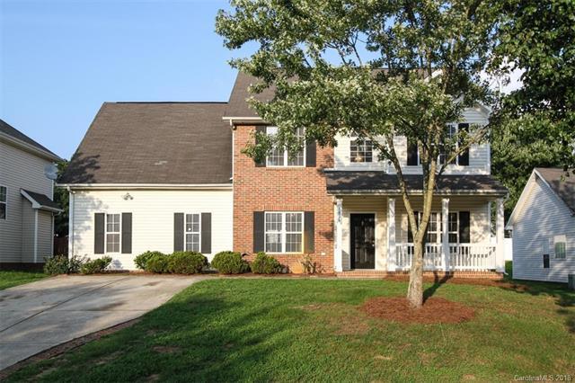 5818 Andrew Ward Avenue, Charlotte, NC 28216 (#3420266) :: Rinehart Realty