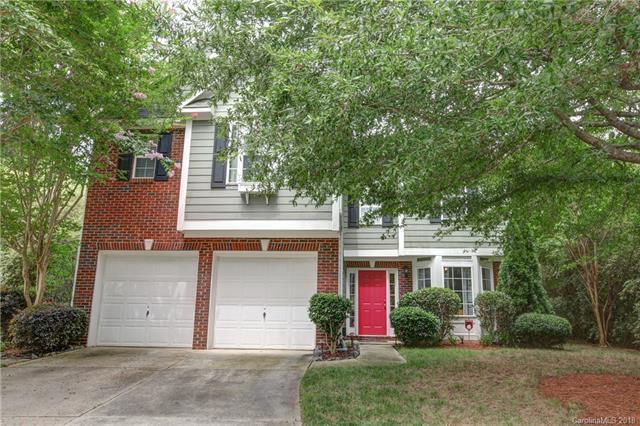 7615 Wynstone Ridge Circle, Huntersville, NC 28078 (#3420287) :: High Performance Real Estate Advisors